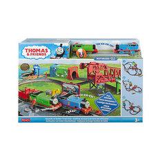 """Железная дорога Томас и его друзья """"День на острове Содор"""" Mattel"""