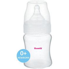 Бутылочка для кормления Ramili AB2100 0+ слабый поток, 210 мл