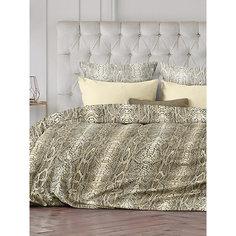 Комплект постельного белья Романтика Jungle, евро