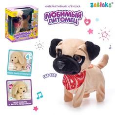 Интерактивная игрушка Zabiaka