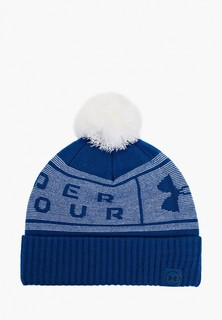 Шапка Under Armour UA Big Logo Pom Beanie