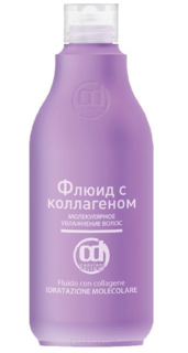 Constant Delight, Флюид с коллагеном Молекулярное увлажнение волос Fluido Con Collagene, 200 мл