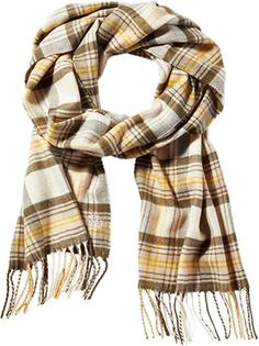 Шарфы Cedarbrook Plaid Scarf With Giftbox And Sticker Timberland