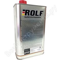 Моторное масло rolf gt 5w-40 sn/cf 1 л 322234