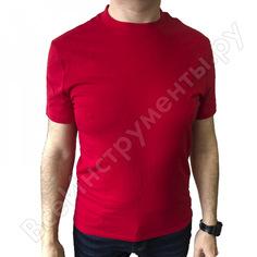 Футболка спрут цвет красный, р-р xxl 125610