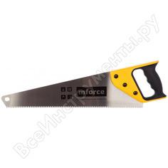 Ножовка по дереву inforce 450 мм 06-08-17