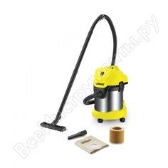 Хозяйственный пылесос karcher wd 3 premium 1.629-863