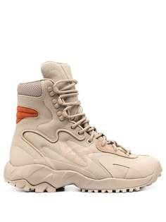 Y-3 ботинки Notoma на шнуровке