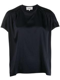 Ba&Sh футболка Rive свободного кроя с вырезами сбоку