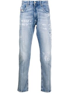 Diesel джинсы D-Strukt кроя слим