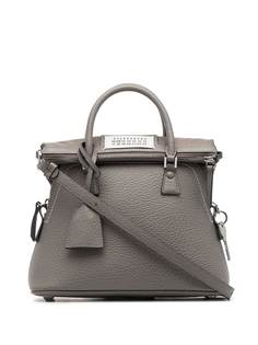 Maison Margiela сумка-тоут из зернистой кожи