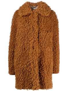 Stella McCartney шуба Fur Free Fur Josephine из искусственной овчины