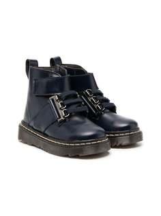 BabyWalker ботинки с ремешками