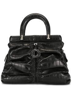 Christian Dior сумка-тоут pre-owned с кулиской