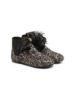 BabyWalker ботинки с блестками