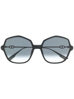Dior Eyewear солнцезащитные очки в квадратной оправе