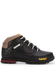 Timberland ботинки на шнуровке