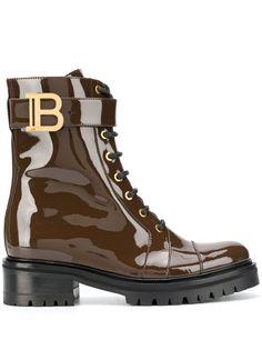 Balmain ботинки Ranger Romy