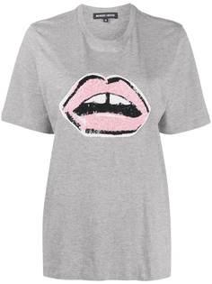Markus Lupfer футболка с пайетками