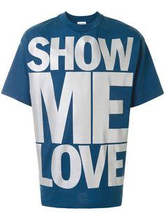 Honey Fucking Dijon футболка с принтом Show Me Love