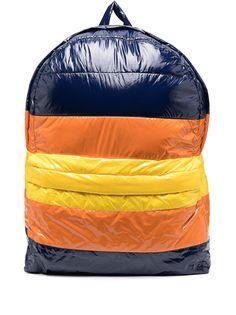 K-Way R&D объемный рюкзак с полосками