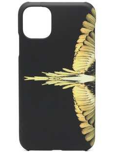 Marcelo Burlon County of Milan чехол для iPhone 11 с принтом Wings