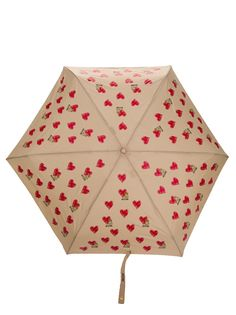Moschino зонт с узором