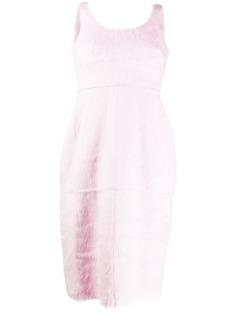 AMBUSH платье без рукавов