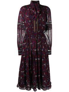 Michael Michael Kors платье миди Azalea с кружевом