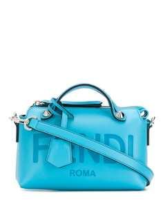Fendi сумка через плечо с логотипом