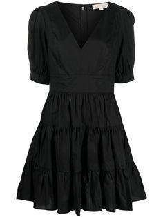 Michael Michael Kors ярусное платье