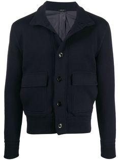 TOM FORD куртка с высоким воротником