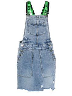 SJYP джинсовое платье мини