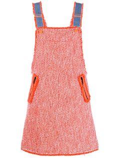 SJYP твидовое платье