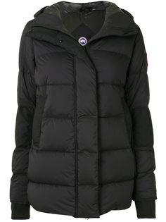 Canada Goose куртка-пуховик Alliston с капюшоном