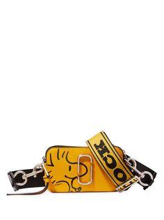 Marc Jacobs сумка через плечо The Snapshot из коллаборации с Peanuts