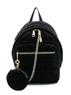 Sandro Paris рюкзак с цепочкой