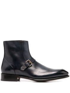 Santoni ботинки по щиколотку