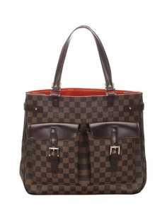 Louis Vuitton сумка-тоут Damier Ubene Uzes 2003-го года