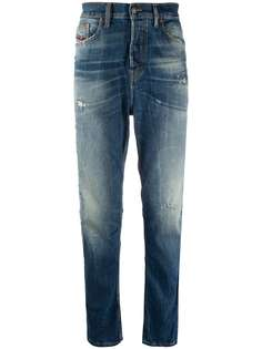 Diesel джинсы Carrot D-Vider с низким шаговым швом