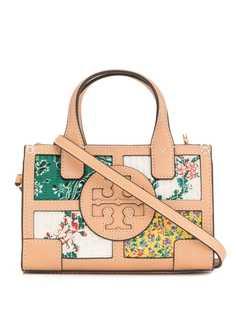 Tory Burch мини-сумка Ella с принтом