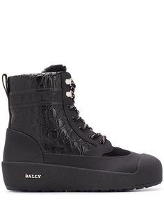 Bally ботинки на шнуровке