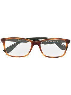 Ray-Ban очки в прямоугольной оправе