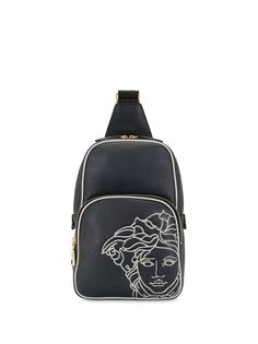 Versace рюкзак с декором Medusa