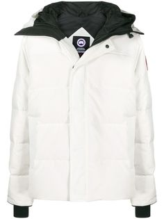 Canada Goose куртка MacMillan с капюшоном