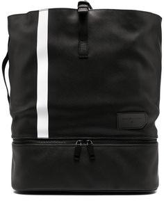 Bally рюкзак с контрастной полоской
