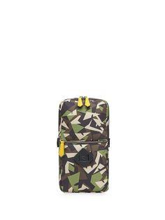 Fendi рюкзак с камуфляжным принтом Bag Bugs