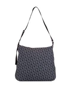 Christian Dior сумка на плечо Dior Oblique с узором Trotter