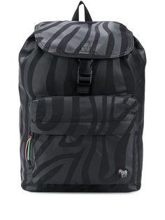PS Paul Smith рюкзак с принтом