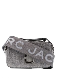 Marc Jacobs сумка через плечо The Snapshot Glitter